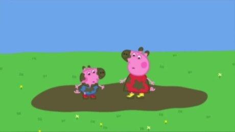 Peppa Pig: Renkleri Öğreniyoruz