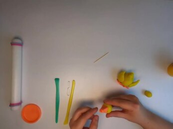 Play-Doh: Duckling Time Lapse