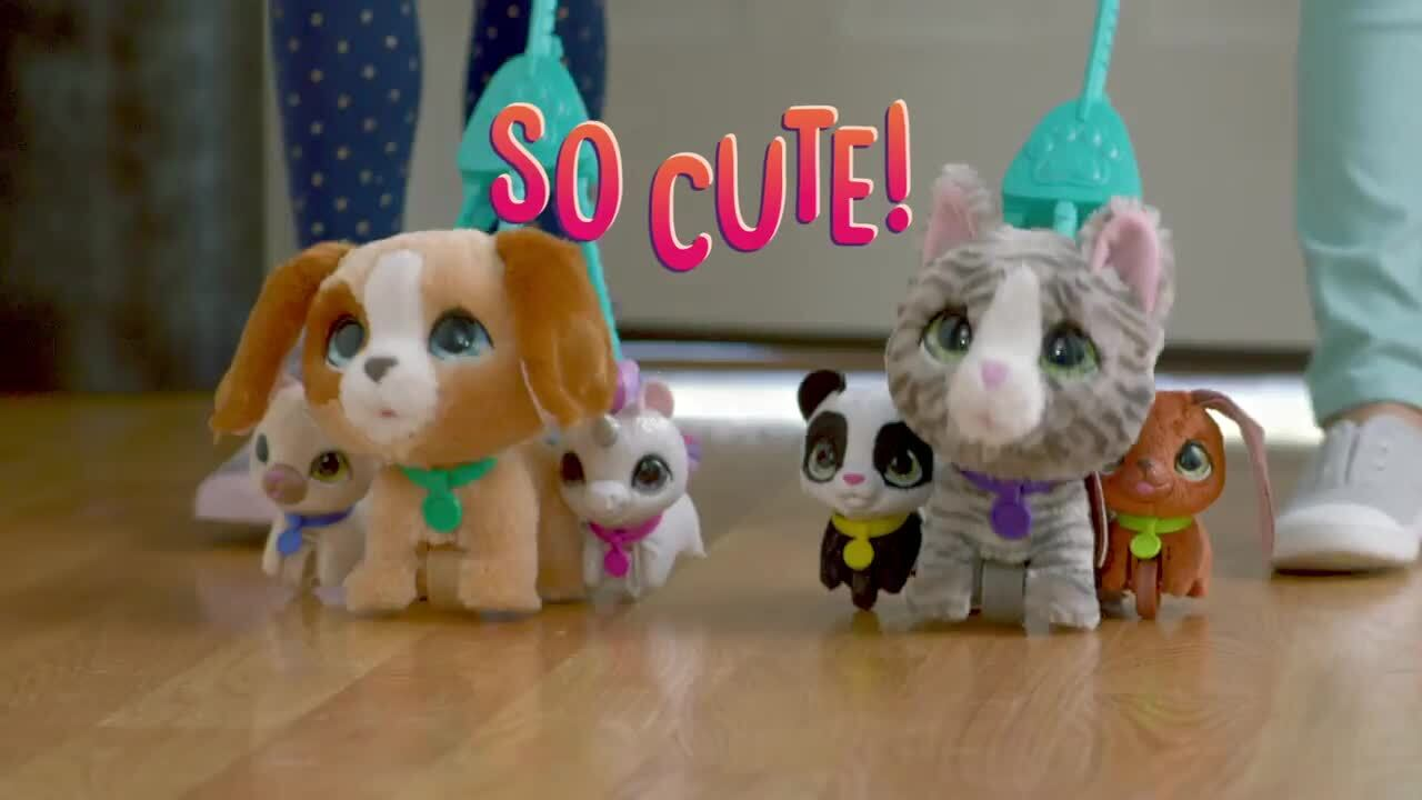 Cute FurReal Walkalots