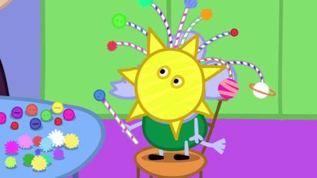 Peppa Pig: El İşi Etkinliği Sahneleri 4