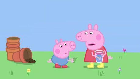 Peppa Pig: Eğlenceli Etkinlik Sahneleri