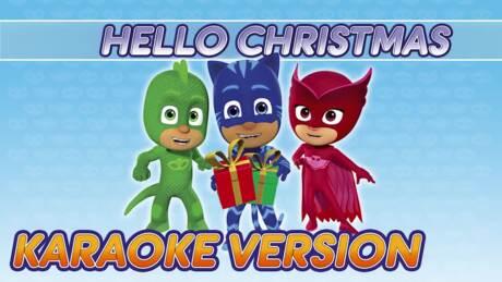 PJ Masks: Karaoke Sahneleri
