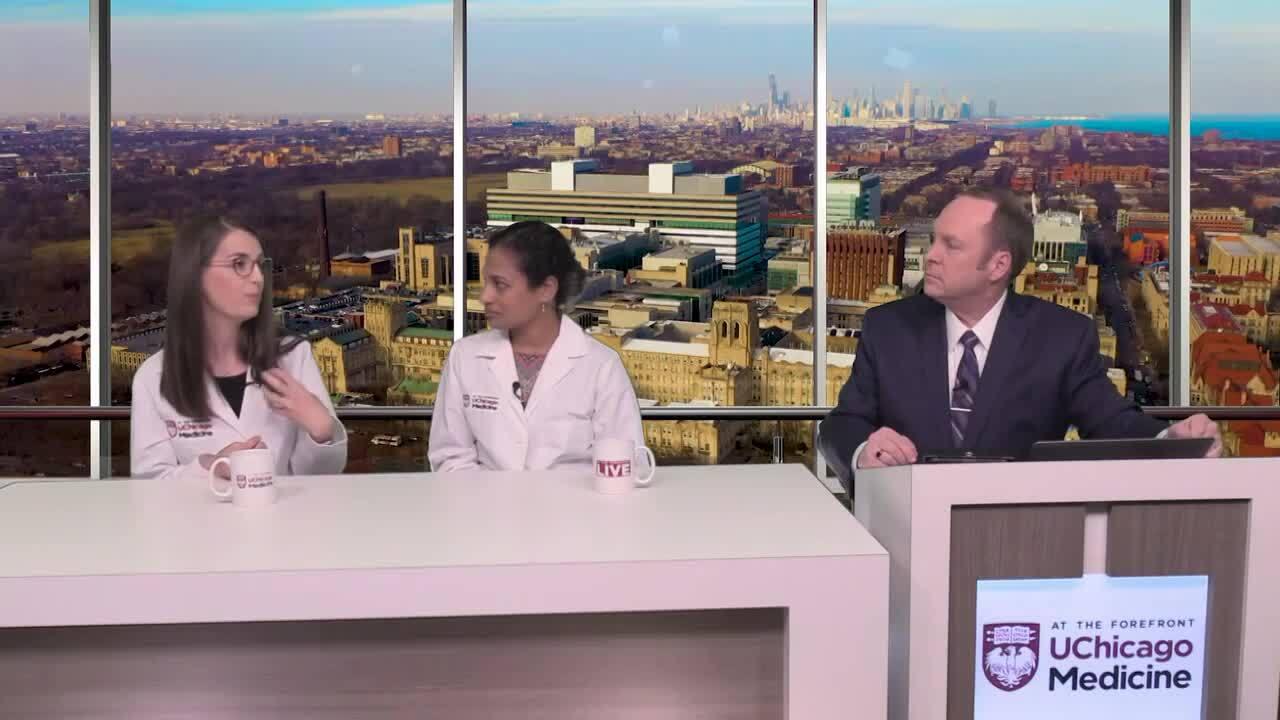 Dianne Glass, MD, PhD - UChicago Medicine