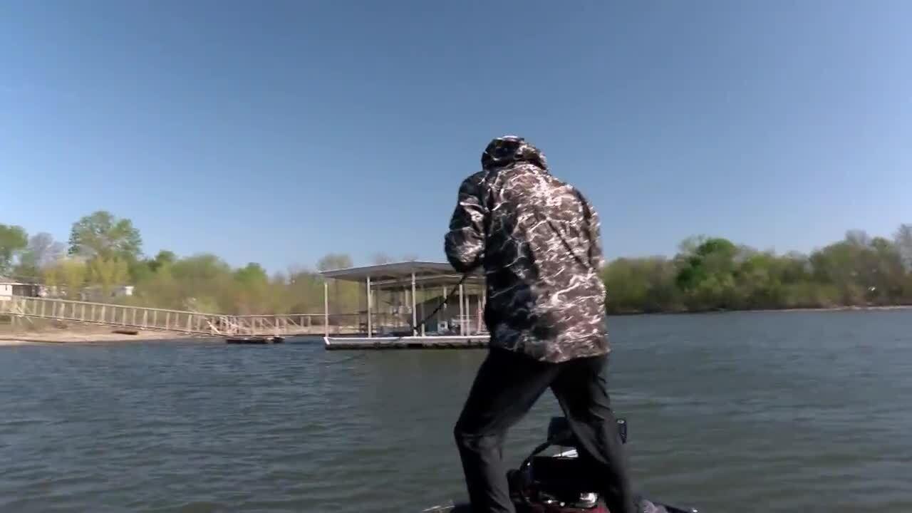 2018 Bassmaster Elite at Grand Lake