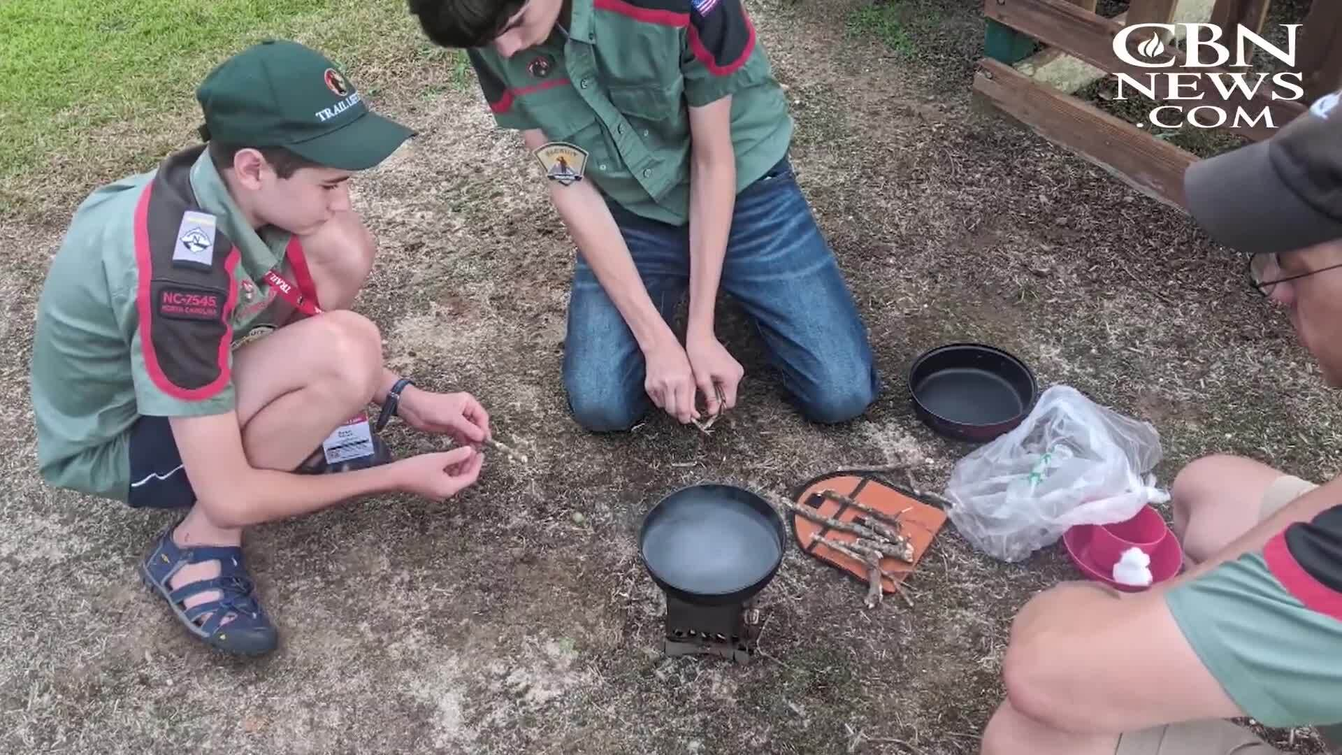 Christian Alternatives to Boy Scouts and Girl Scouts See Big Increases in Membership