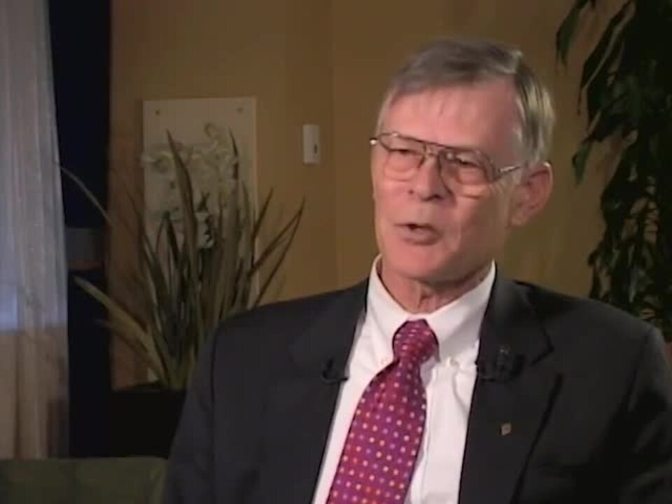 2008 Interview with Robert Byer