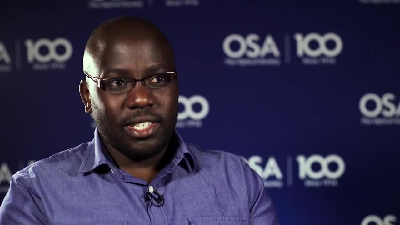 Leonard Kogos discusses his mentors--OSA Stories