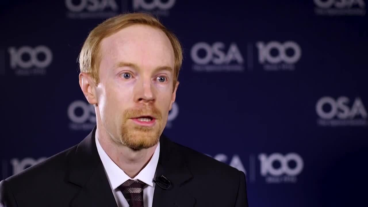 Brendan McAndrew talks about the importance of mentorship--OSA Stories