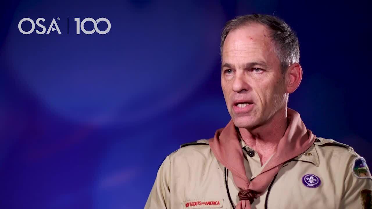 Tom Scheffelin talks about three mentors--OSA Stories
