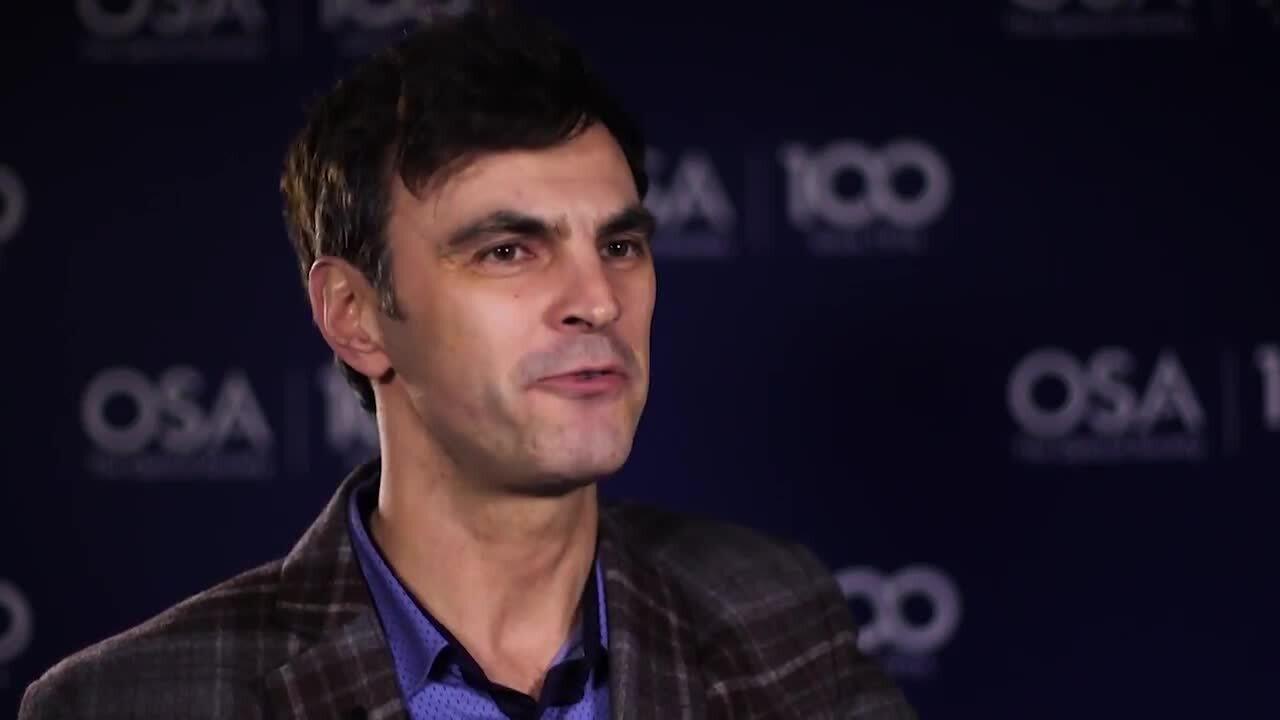 Oleg Sinkin talks about his work at TE SubCom, USA--OSA Stories