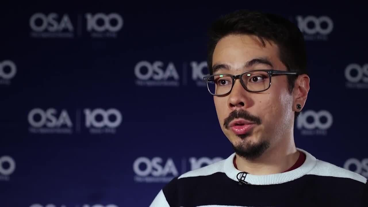 Paulo Moriya discusses the importance of diversity--OSA Stories