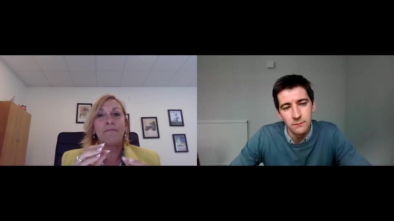 Day 2 - Debbie Gustafson, CEO, Energetiq Technology, Inc-