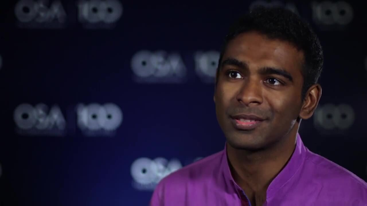 Yannick D'Mello shares his inspiration for pursuing optics--OSA Stories