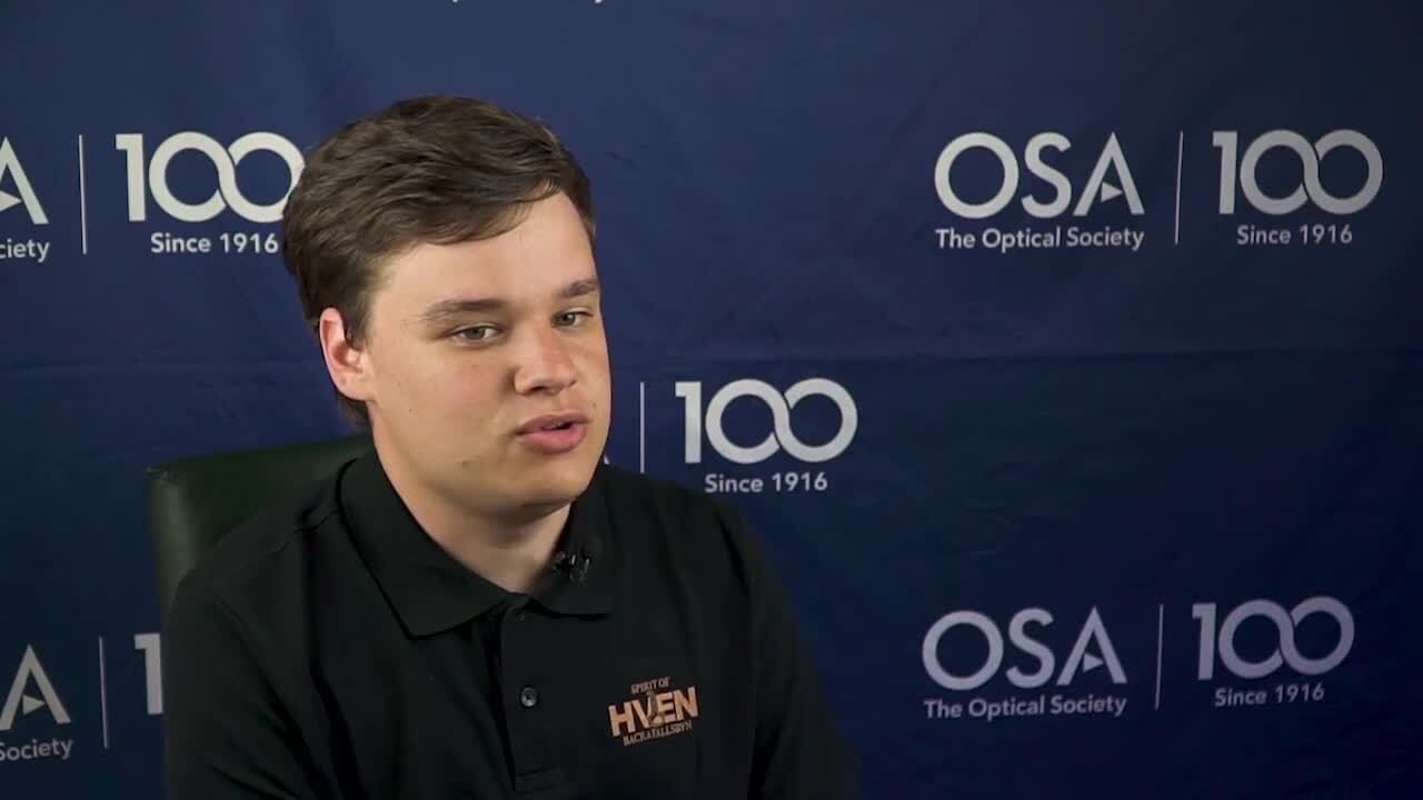 Sergey Tomilov shares what he would tell his colleagues about the Siegman School--OSA Stories