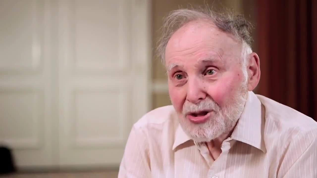 2014 Interview with Arthur Ashkin - Clip