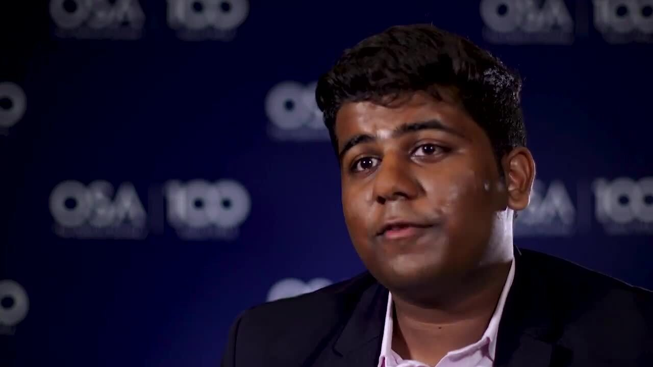 Ashutosh Singhal talks about the importance of experiences--OSA Stories