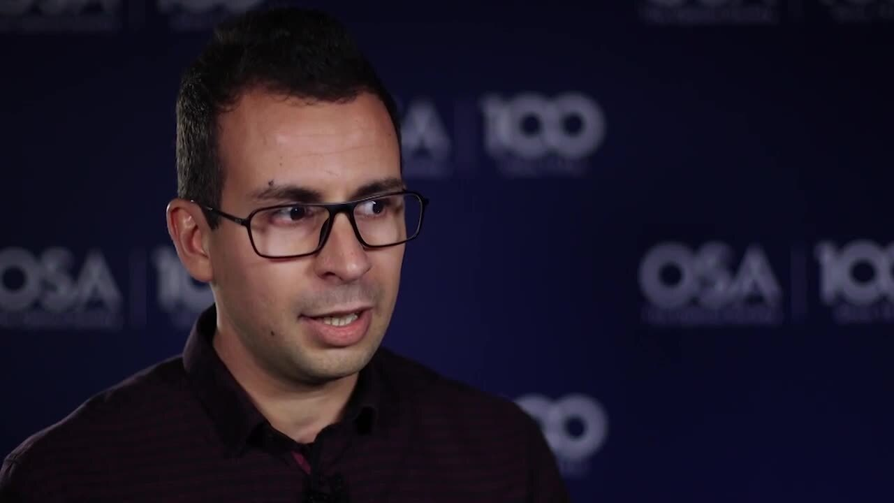Mohamed Seghilani talks about a book that inspired him--OSA Stories