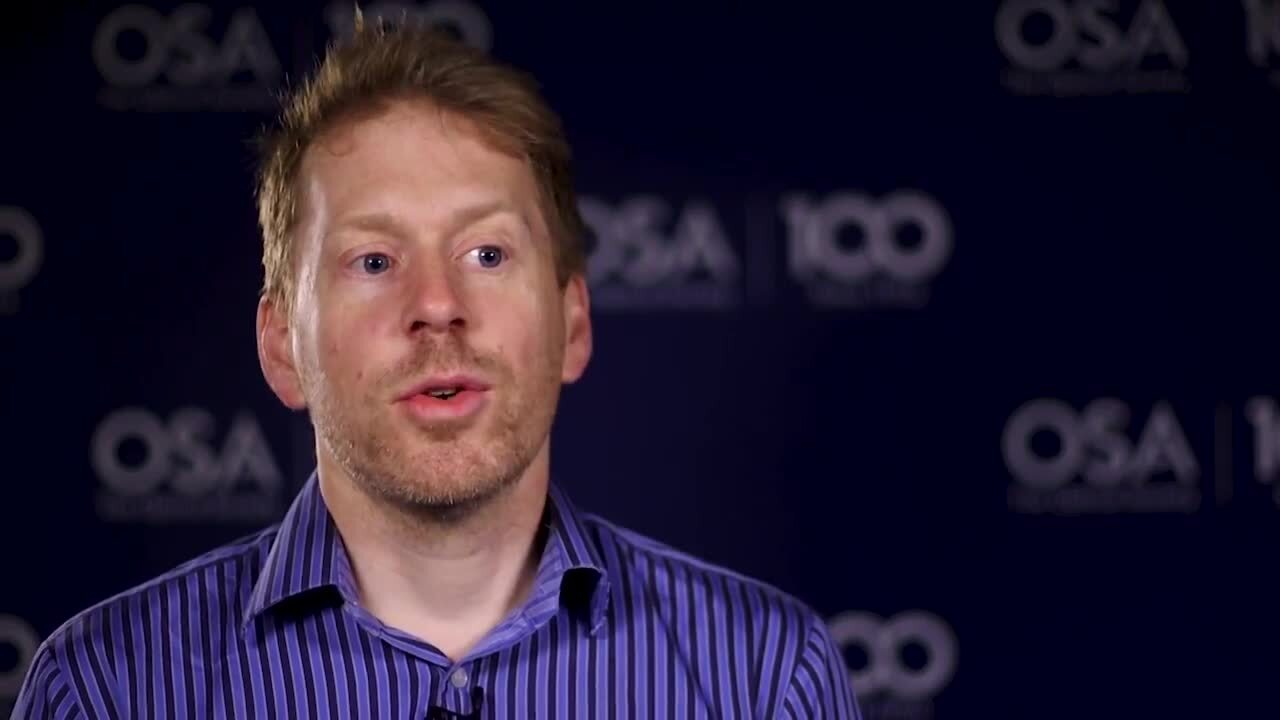 Jochen Schroder gives his thoughts on using open source software--OSA Stories