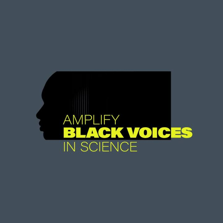 OSA Foundation Amplify Black Voices in Science - T-Shirt Campaign