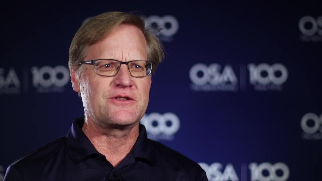 Jeff Squier recalls working with Gerard Mourou and Donna Strickland--OSA Stories