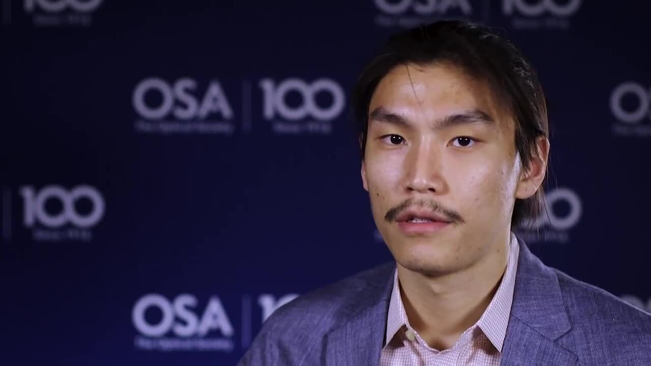 Curtis Wang shares his thoughts on collaboration--OSA Stories