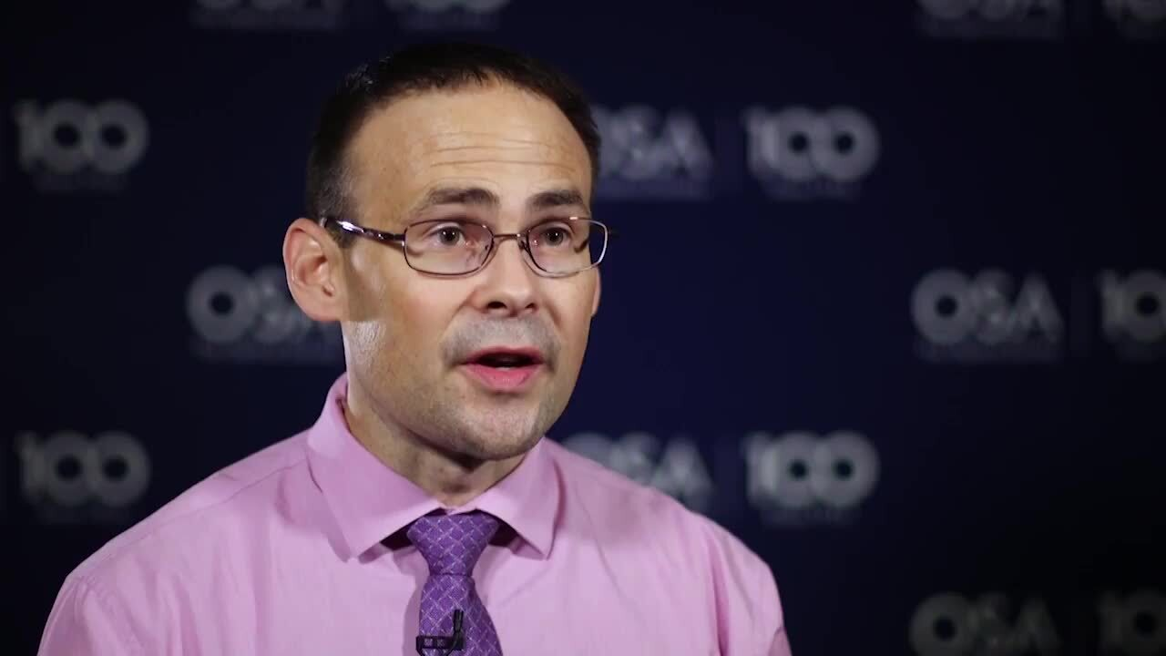 Matthew Novak talks about he importance systems working together--OSA Stories
