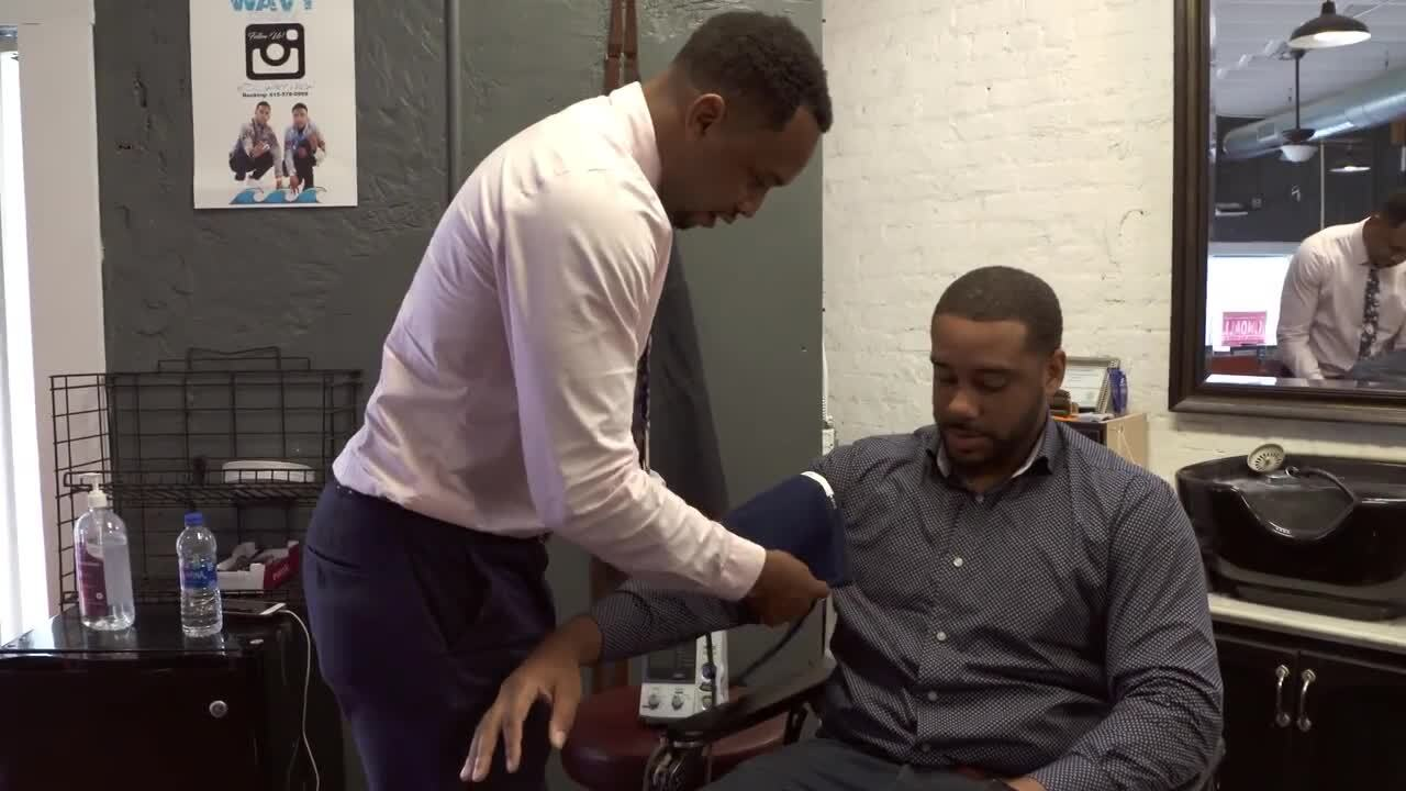 Healthy Communities News — Episode 6: Cutting hair and hypertension at Nashville barbershops