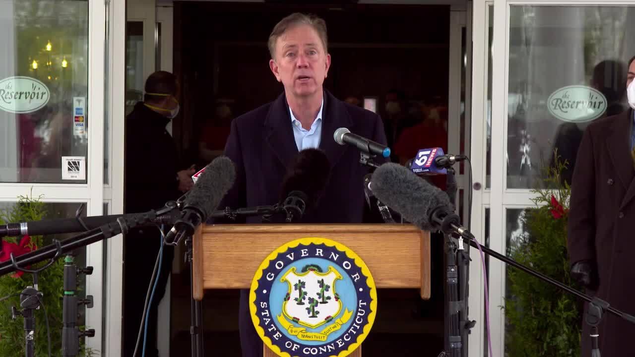Remarks at Reservoir skilled nursing facility