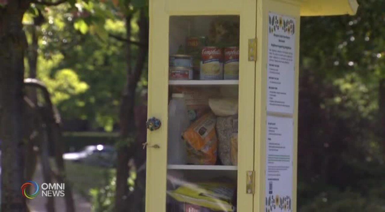 溫市公園提供免費食物亭 (BC) – 2021MAY11