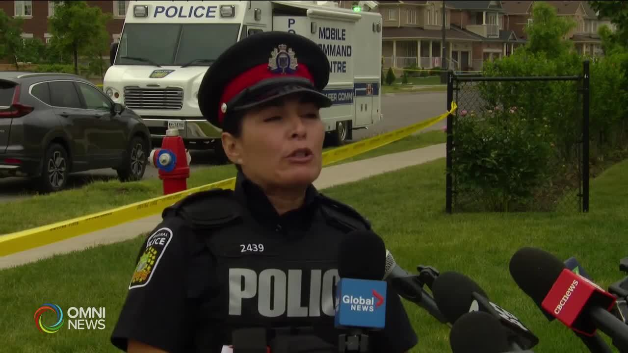 Husband arrested after woman found dead in Brampton