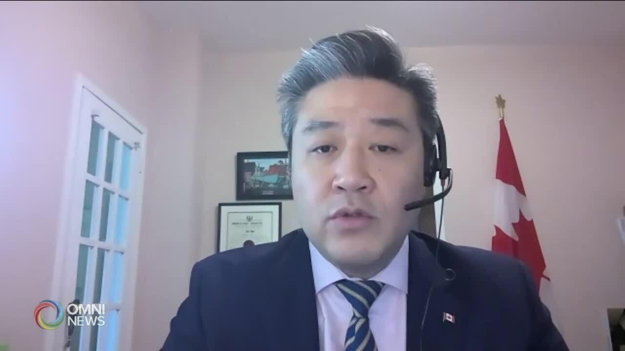 Celebrating Asian Heritage Month with Liberal MP Han Dong | OMNI News Mandarin