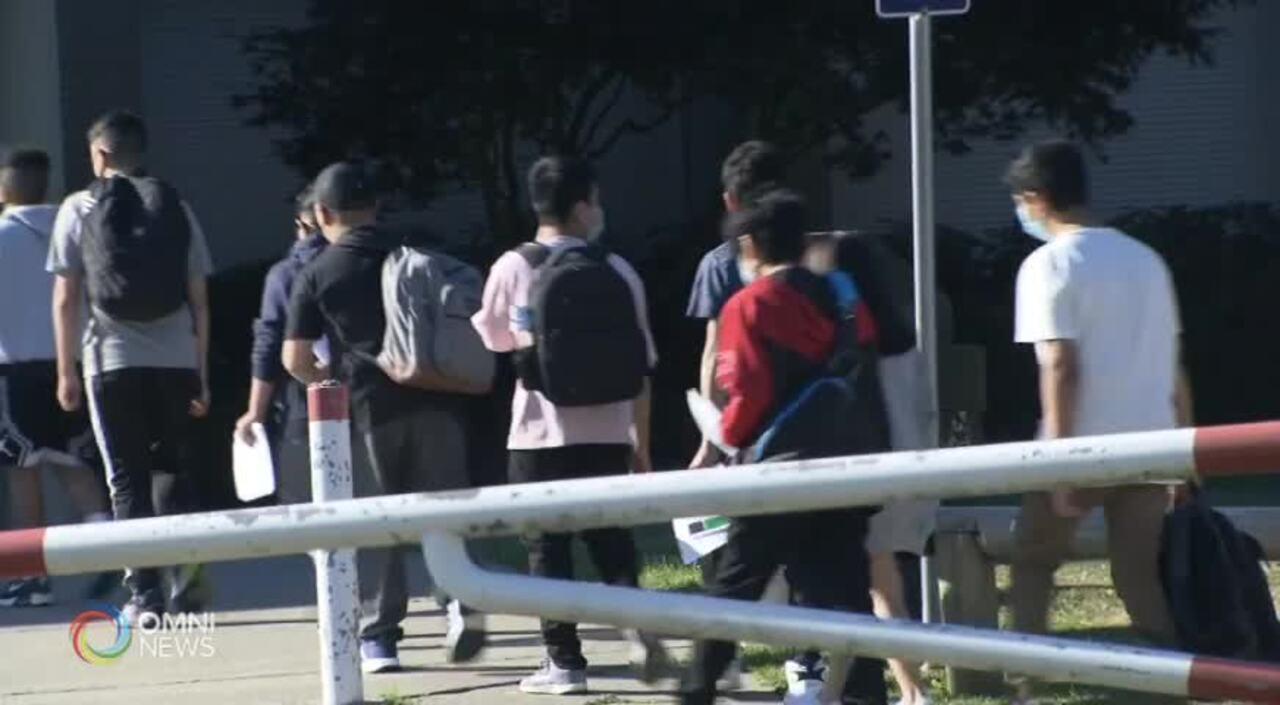 本省公佈9月中小學全面復課具體計劃  (BC) – 2021JUN17