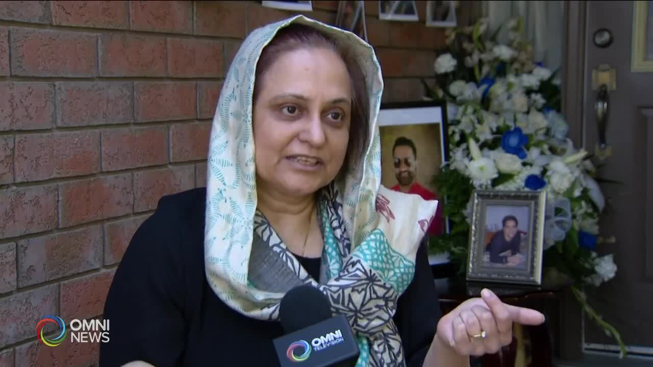 Mother says systemic inequities in Peel Region's healthcare system to blame for son's COVID-19 death | OMNI News
