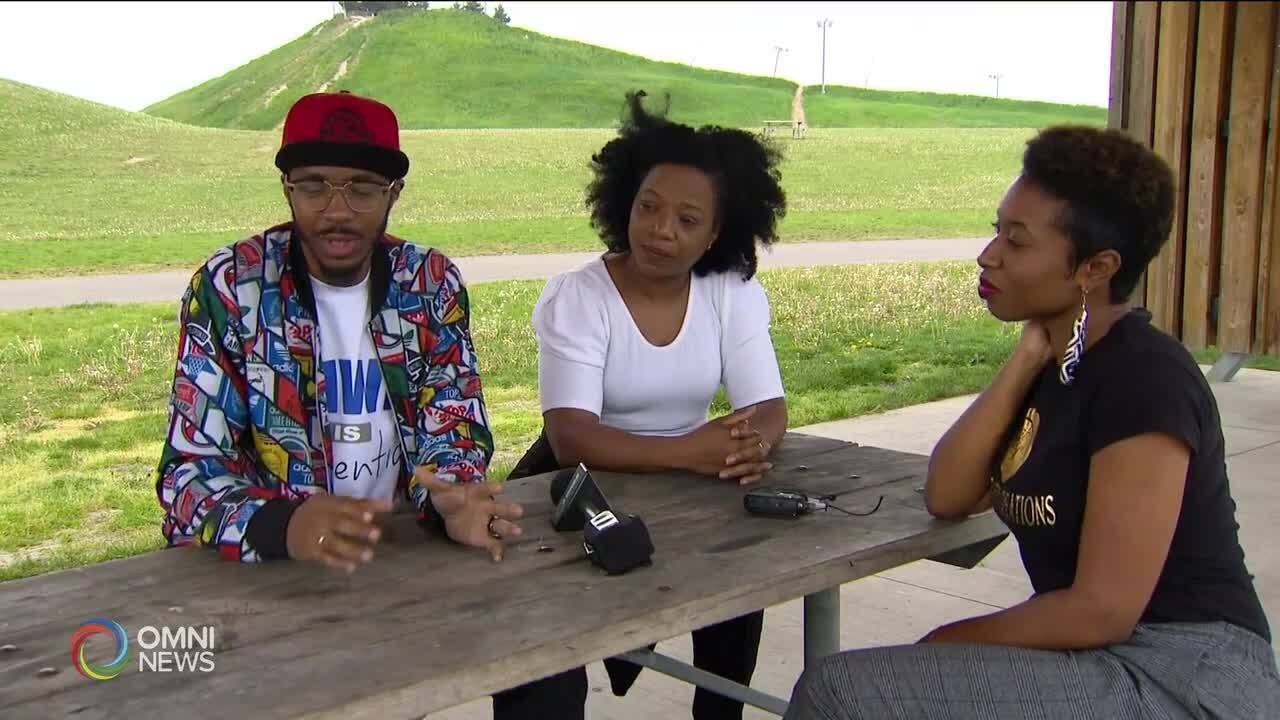 Combatting anti-black racism through dance