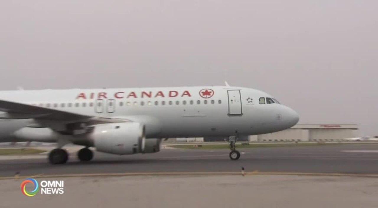 香港禁止來自溫哥華的航班 爲期兩個星期 (BC) –  OCT 15, 2021