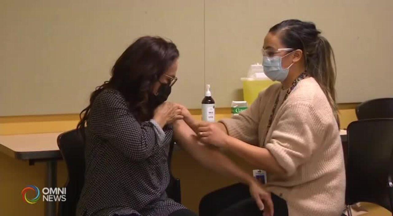 本省大學未考慮强制學生注射疫苗 (BC) -2021JUN18