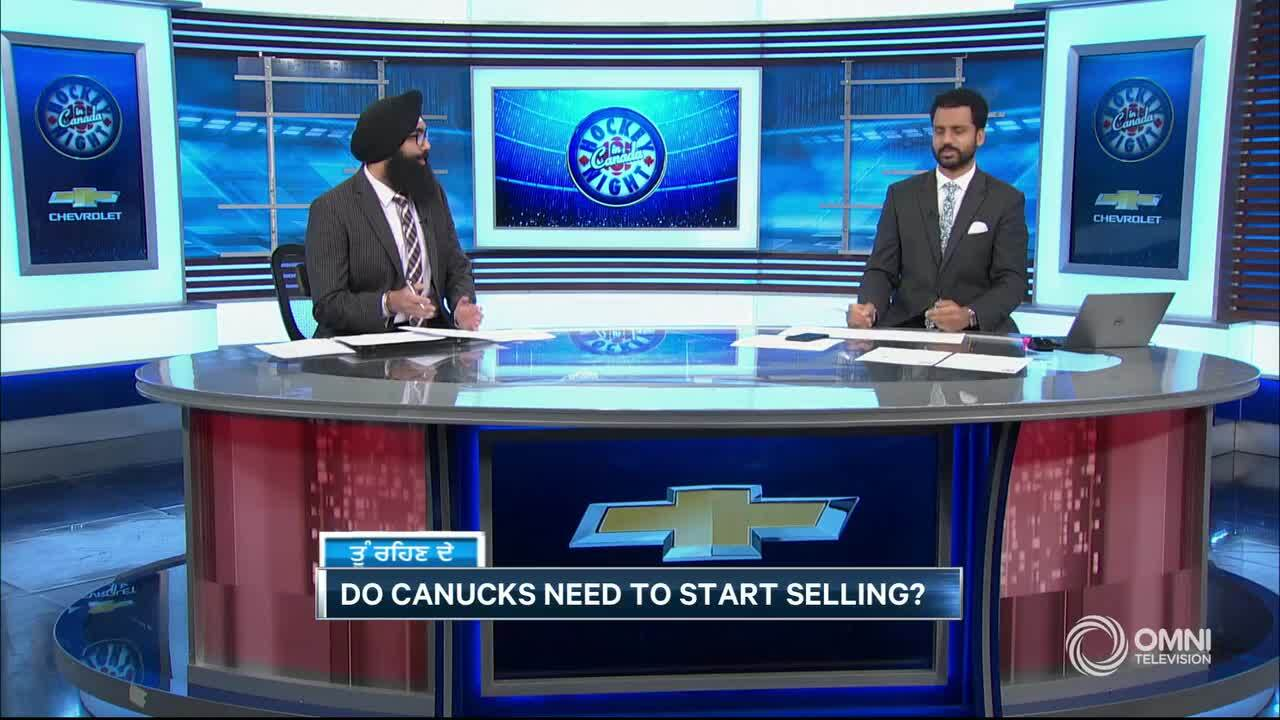 TU REHNDE | Do the Canucks need to start selling?