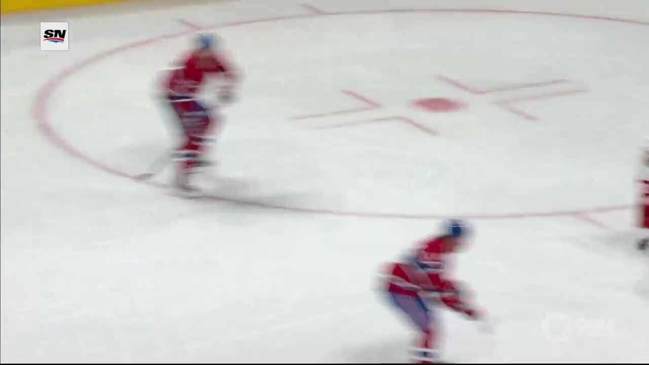 NHL HIGHLIGHTS | DETROIT VS MONTREAL | OCTOBER 23, 2021