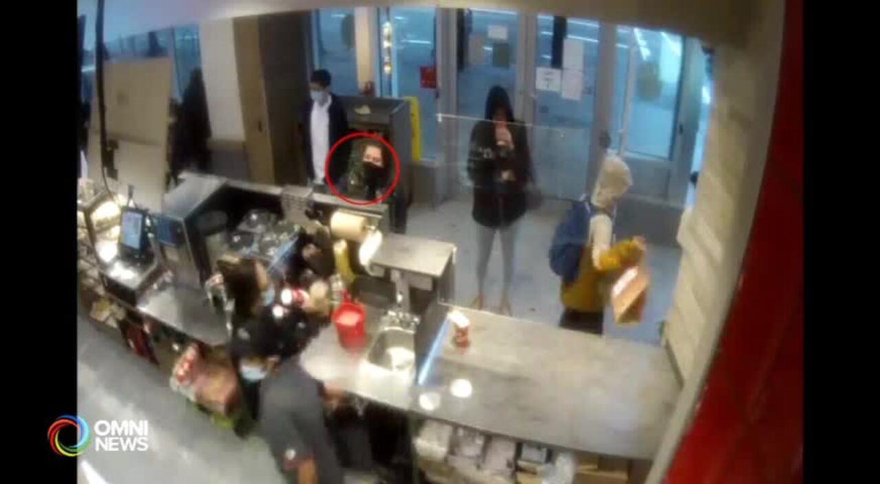 溫市咖啡店員遭人潑咖啡 不排除涉及仇恨 (BC) – 2021OCT22