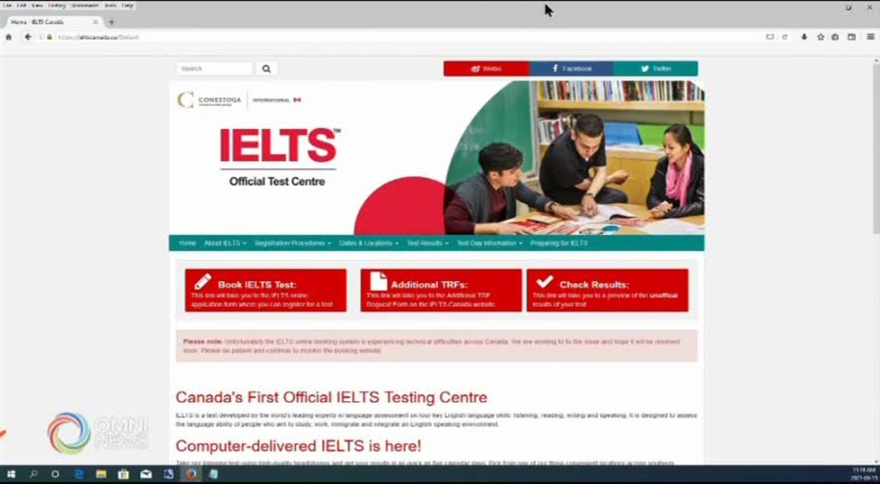 聯邦宣佈最新移民項目 語言考試預約爆滿(BC) – APR 15, 2021