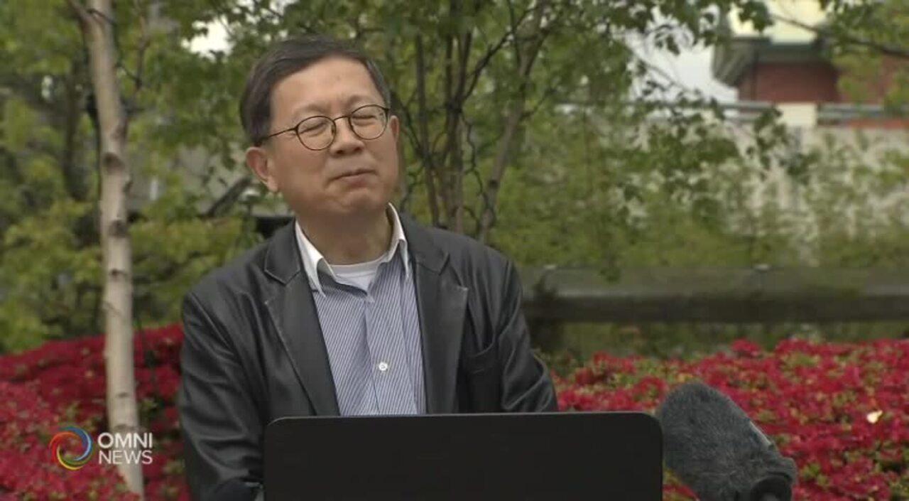 關注組織要求檢控 向華裔女子潑咖啡的兩人 (BC) – MAY 06, 2021