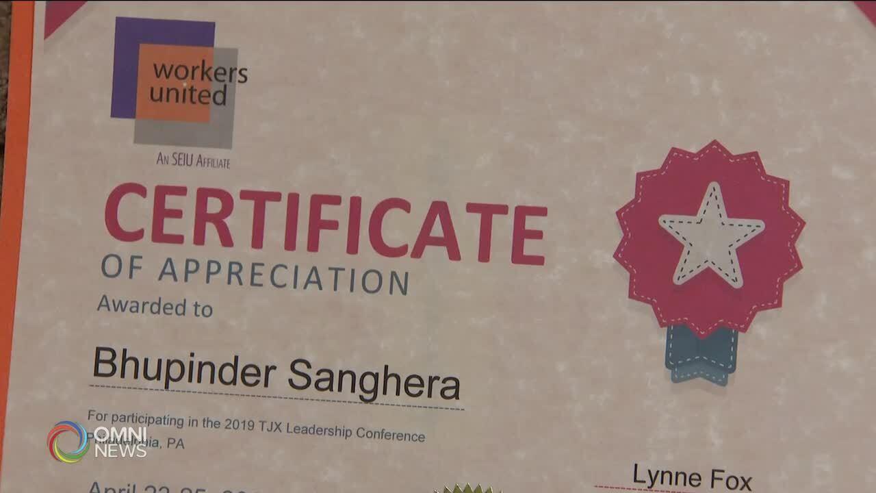 Sikh History Month Awardee-Bhupinder Sanghera