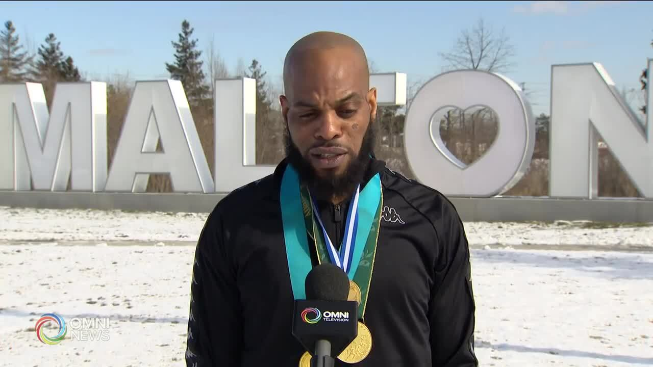 The story of a black gold medal Olympian from Jane & Finch
