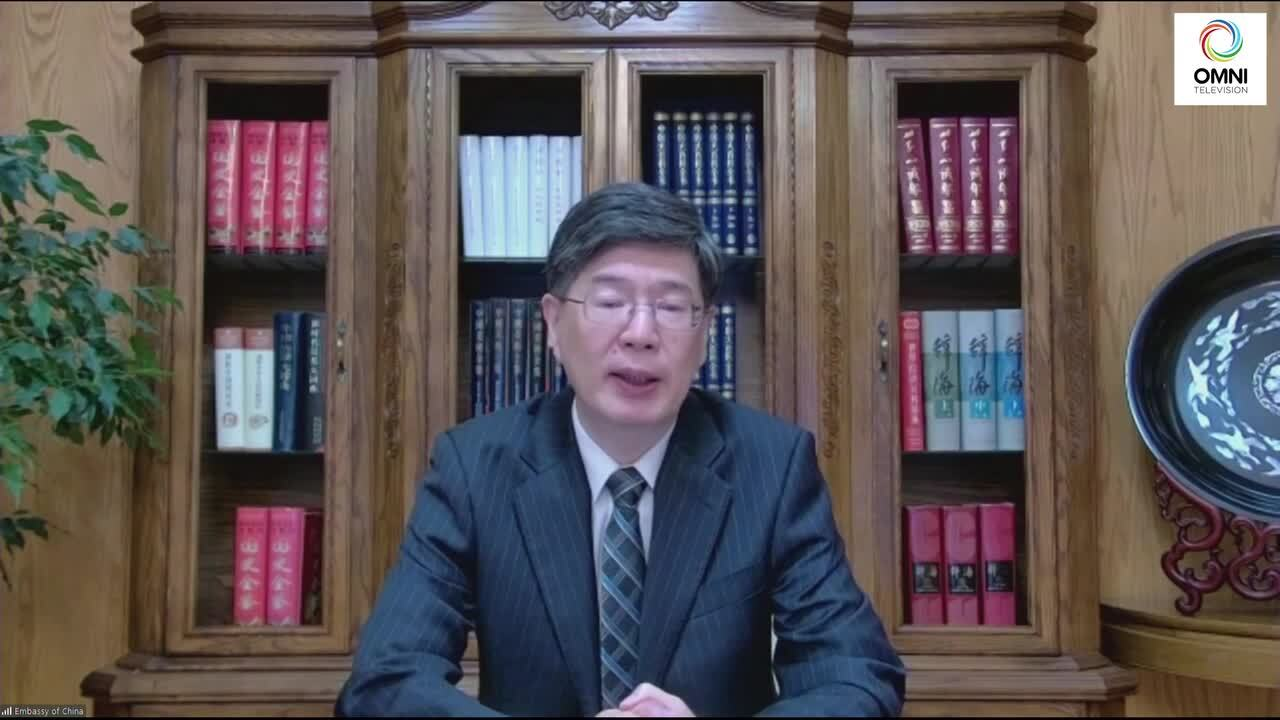 EXCLUSIVE Interview with Chinese Ambassador to Canada | OMNI News