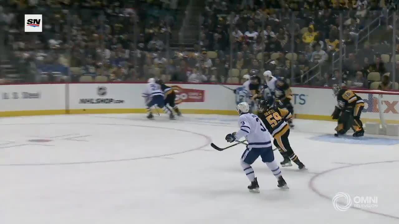 Pettersson Goal
