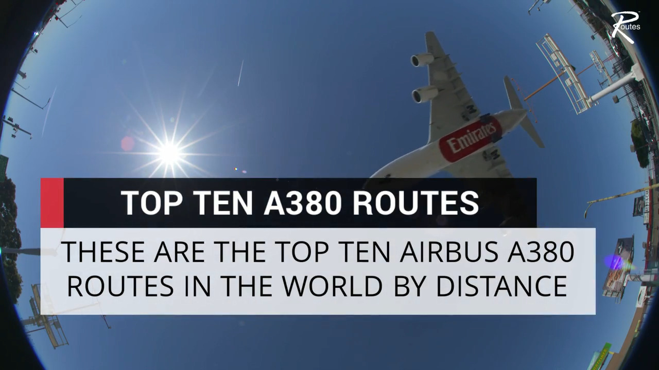 Where does the Airbus A380 fly? Q1 2019 network update :: Routesonline