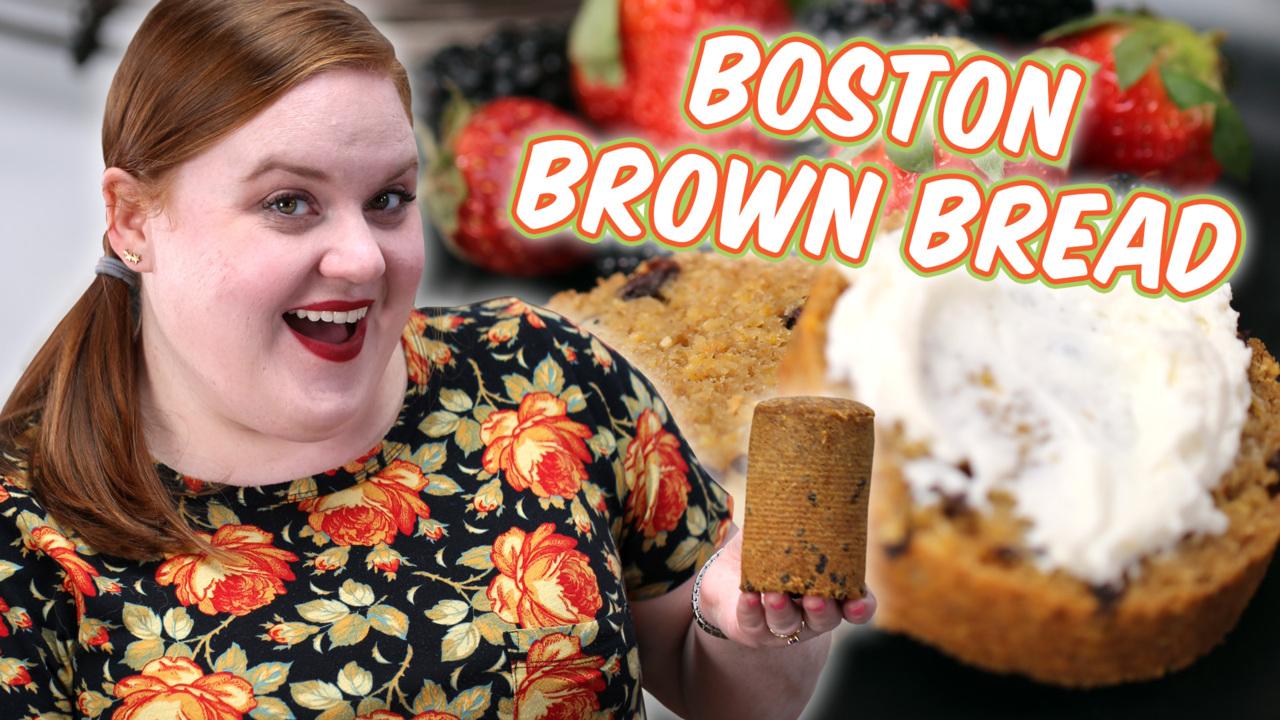 boston brown bread smart cookie video