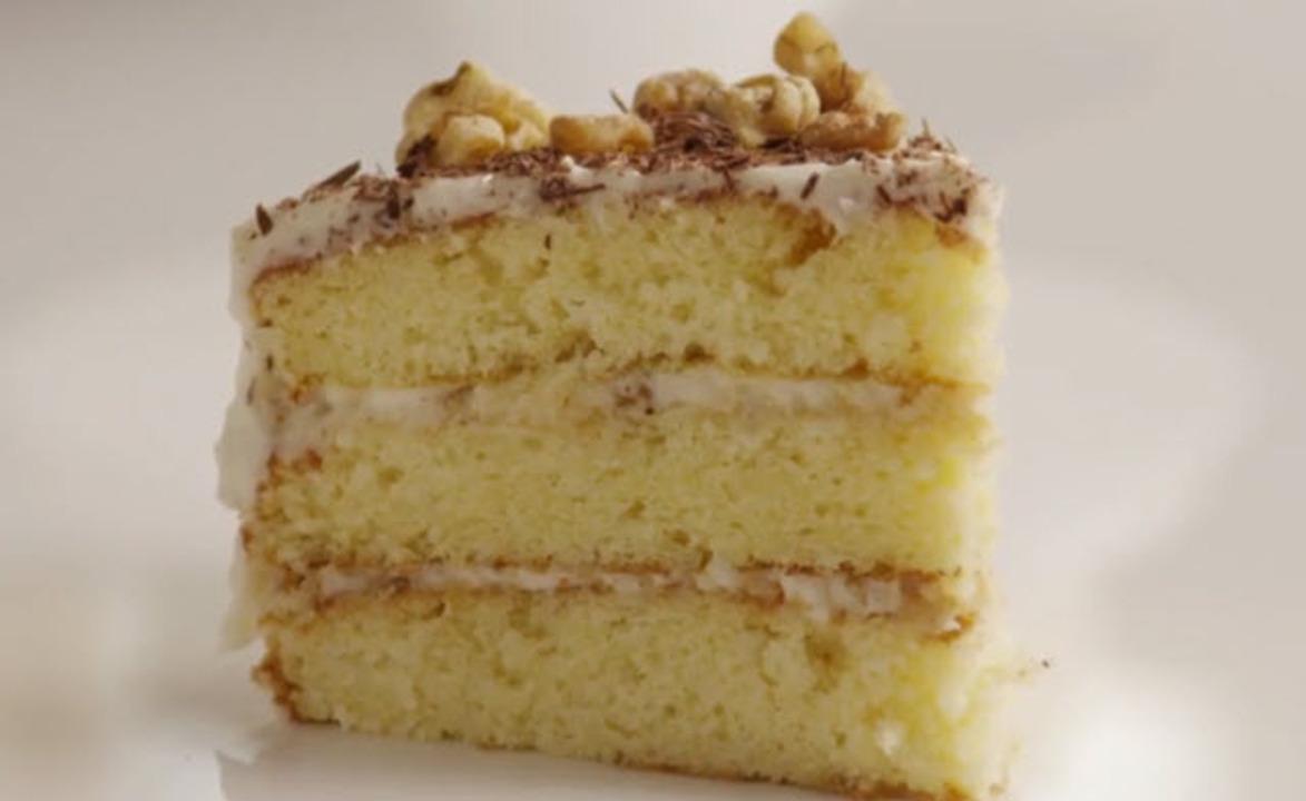 Incredibly Delicious Italian Cream Cake Recipe Allrecipes Com