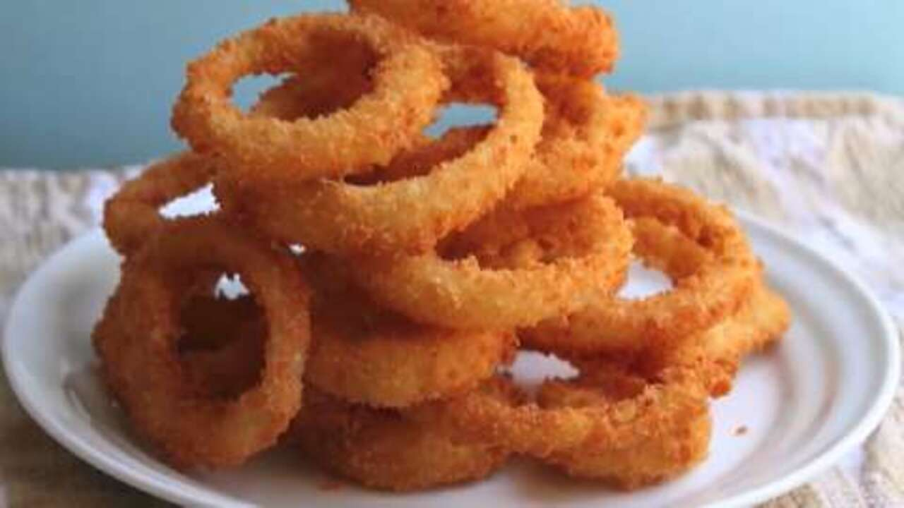 Image result for onion rings