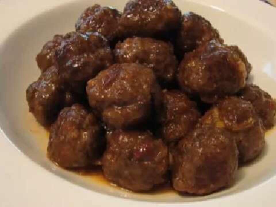 spicy orange bison balls video